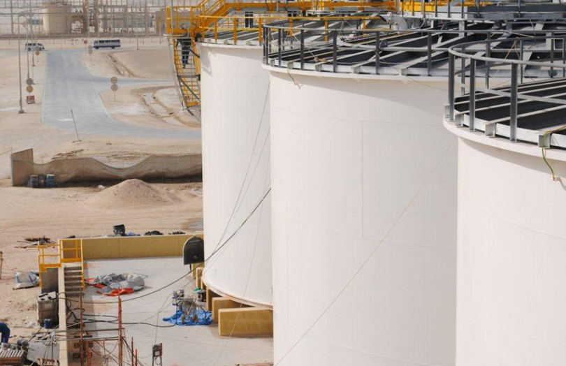 Major fertiliser plant project completed in the Arabian