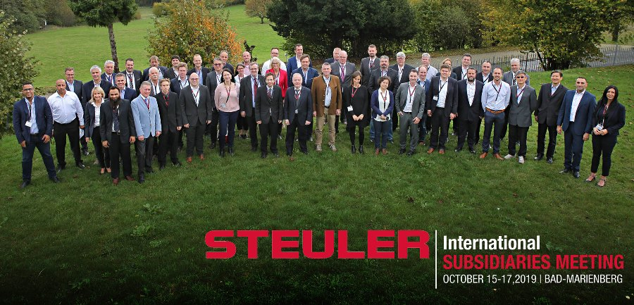 Steuler international subsidiaries