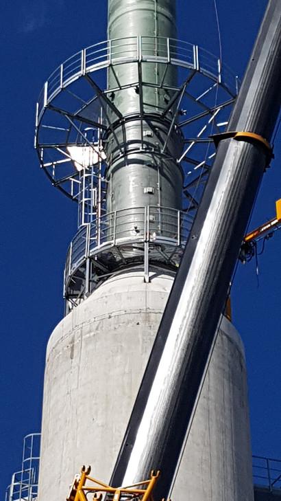 Steuler Anlagenbau Reingas REKO II