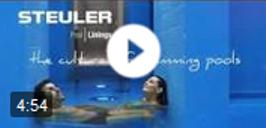 Film Steuler Pool Linings Schwimmbadbau