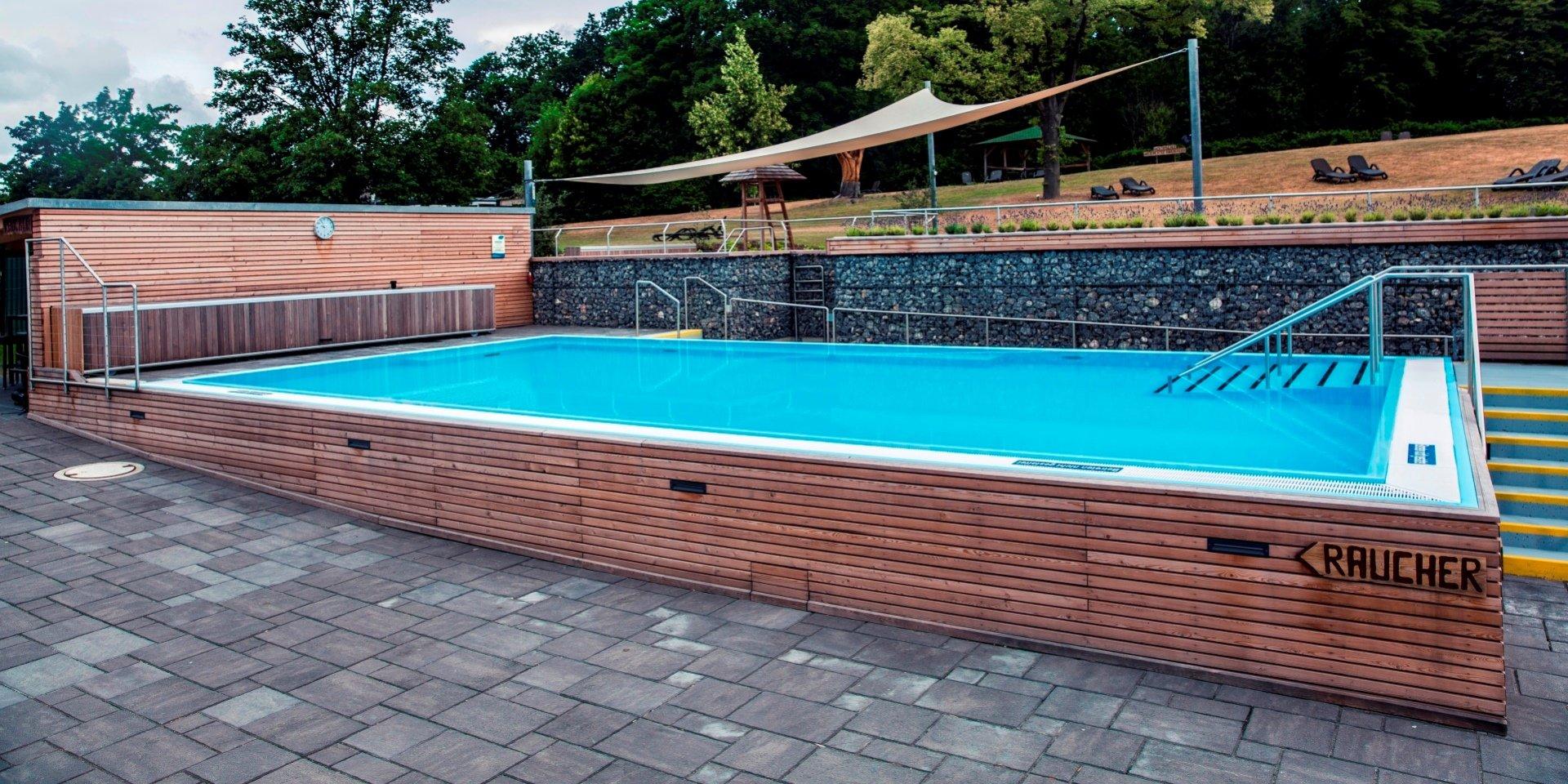 Hagen Westfalenbad STEULER-Pool Linings BEKAPOOL