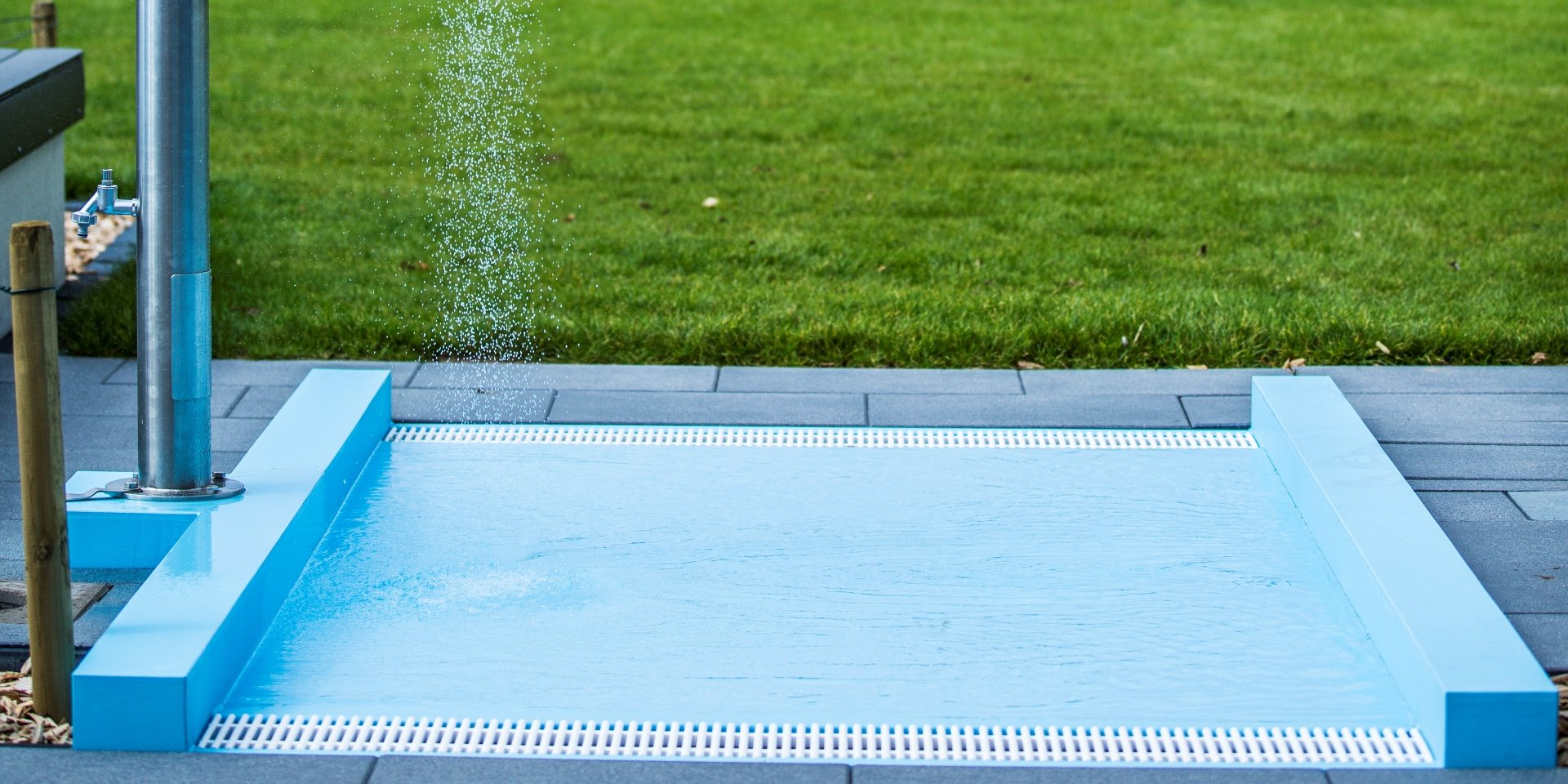 Steuler Pools BEKAPOOL Dinkelbad Neuenhaus Durchschreitebad