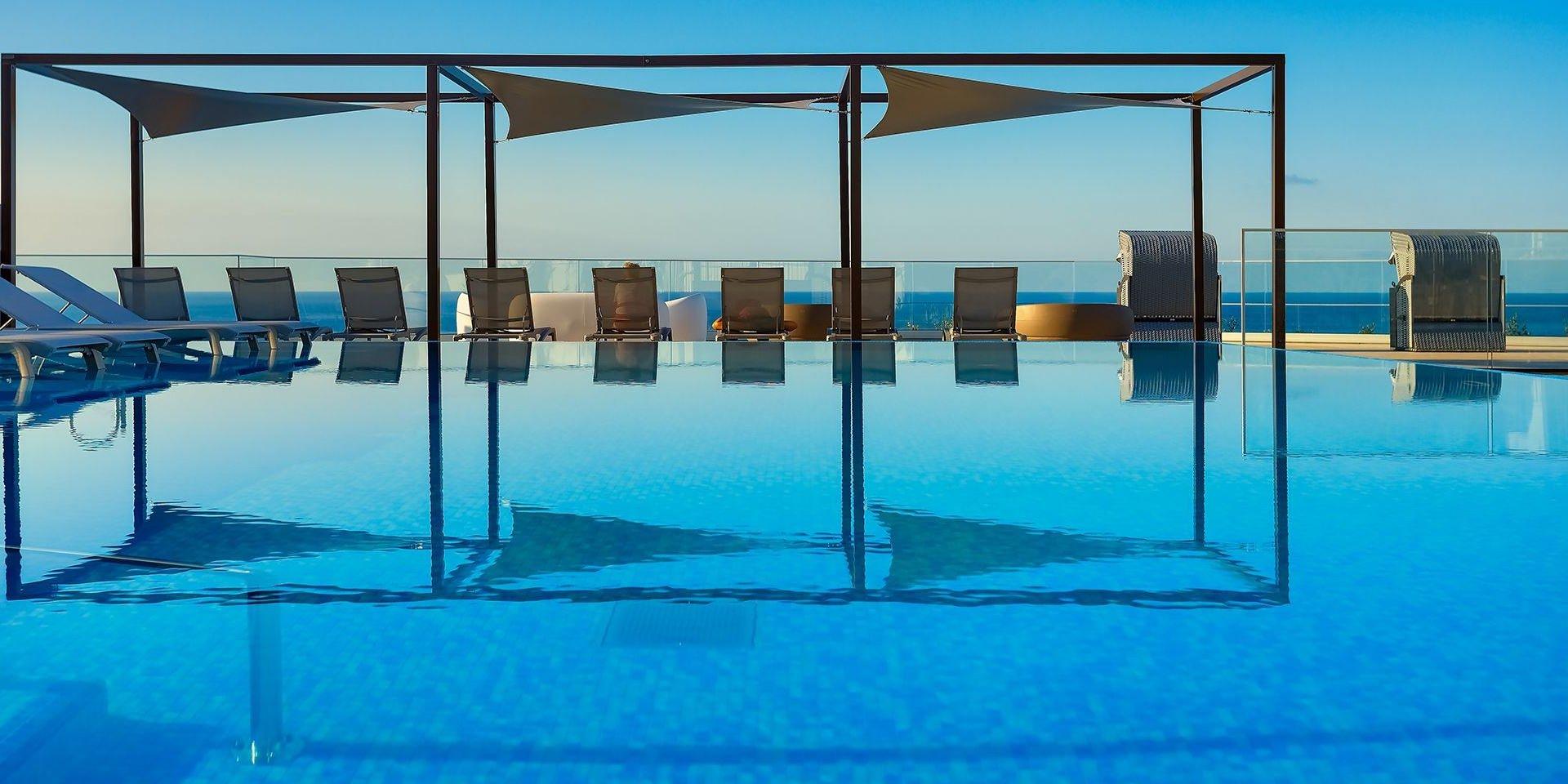 Steuler Pool Linings Galomar Hotel
