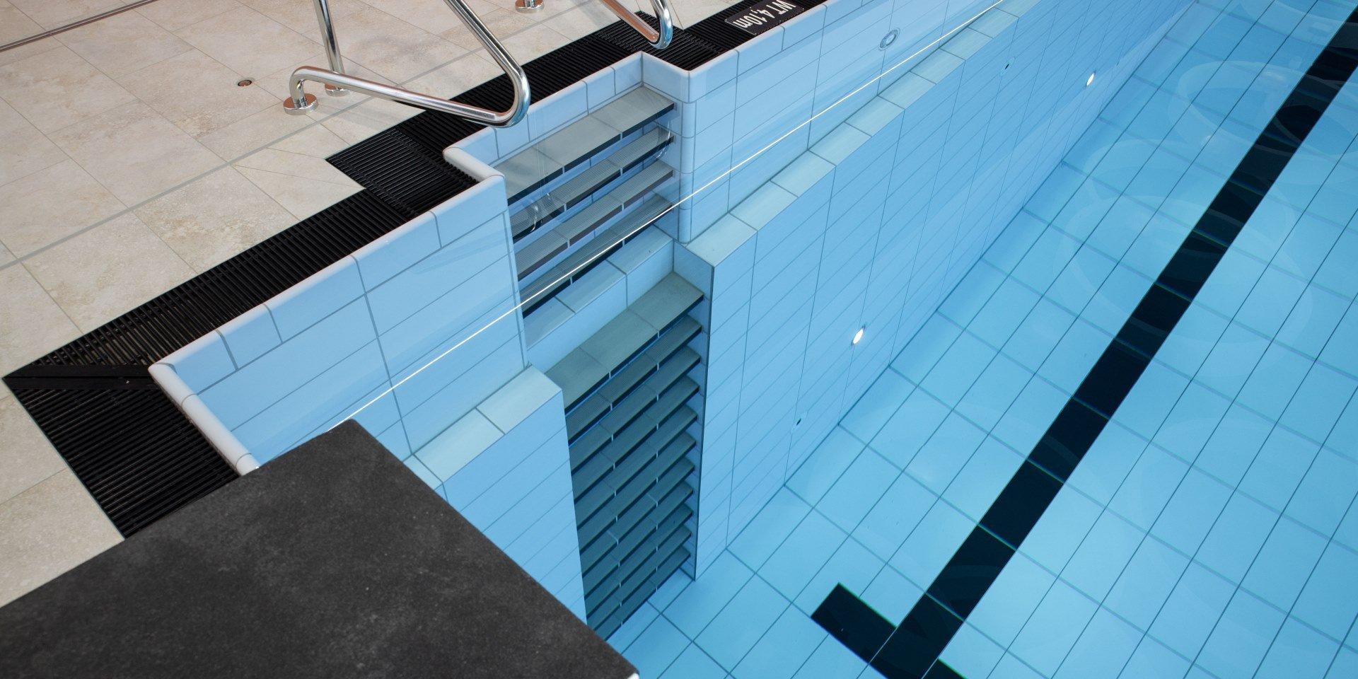 Steuler Pool Linings Sentabad München Einbauten
