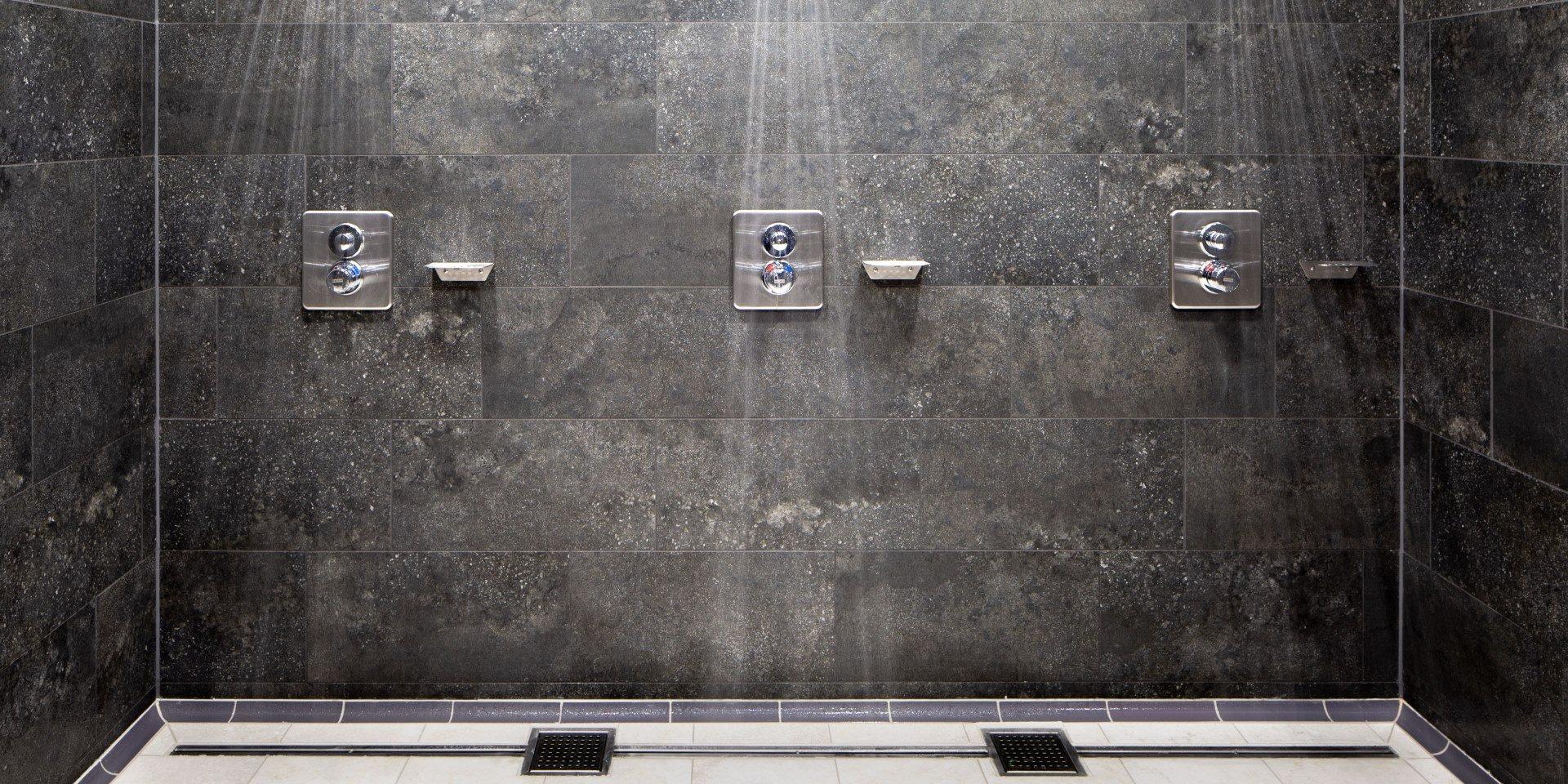 Steuler Pool Linings Sentabad München Dusche