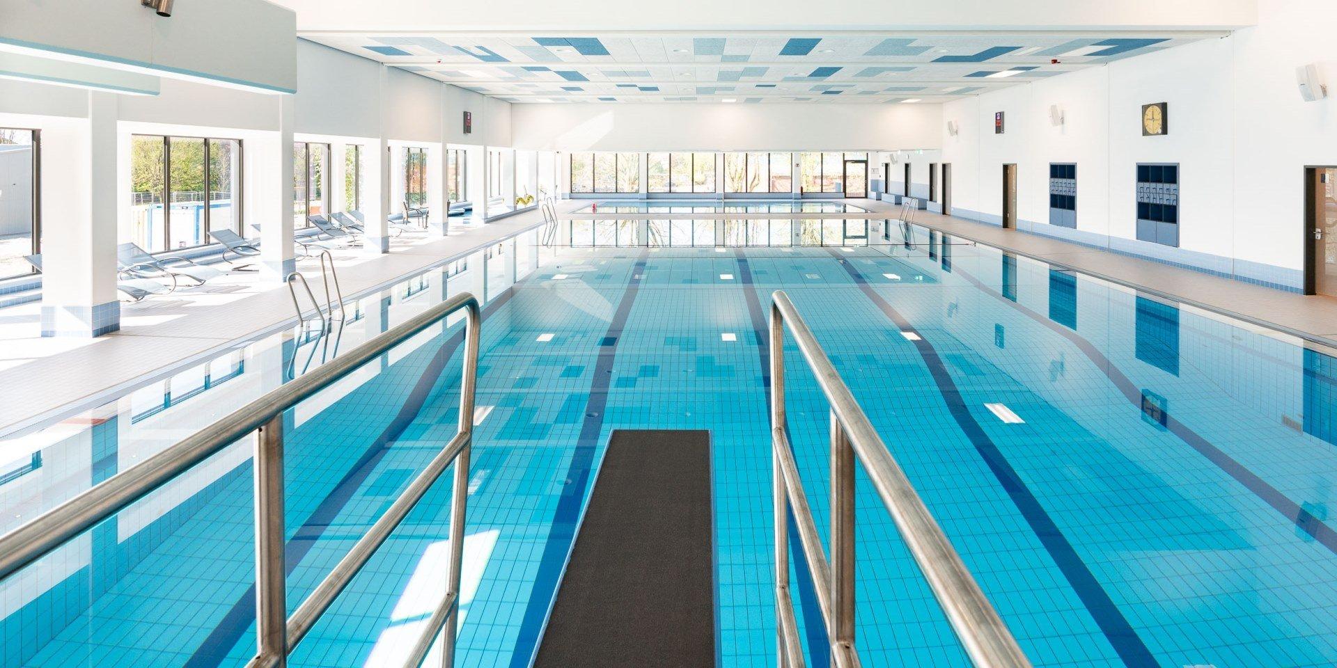 Aqua Ft Schortens Schwimmerbecken Steuler Pool Linings