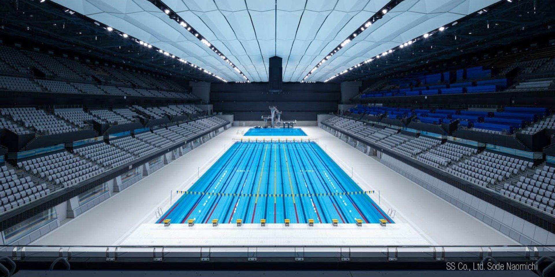 Steuler Olympic Pool Tokyo 2021