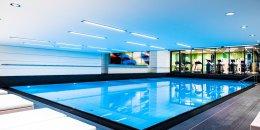 Steuler Pool Linings Pullman Schweizerhof Berlin