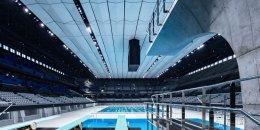 Tokyo Olympic Aquatics Centre Steuler Pool Linings
