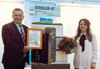Steuler Pool Linings Innovation Award 2018