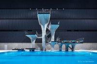 diving pool Tokyo 2021 Steuler