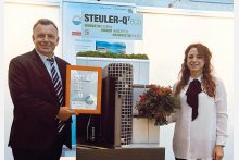 Steuler Pool Linings Innovation Award 2018