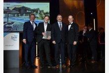bsw Award 2019 Siergerehrung STEULER-KCH
