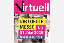 Virtuelle Messe zur Berufsinformation 2020 Azubi- und Studientage