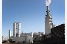 Vergleichbare Rauchgasreinigungsanlage mit DeNOx-Stufe und DeSOx-