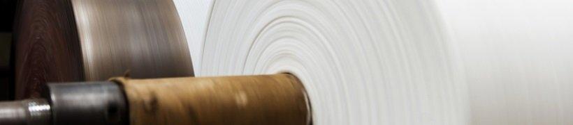 Papier Zellstoffindustrie