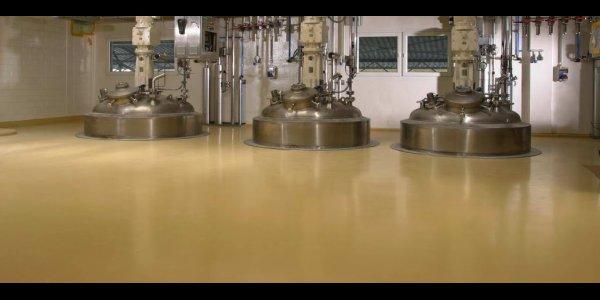 Chemische Industrie Industrieller Korrosionsschutz