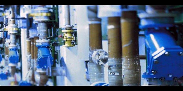 Eisen Stahlindustrie Kunststoff Rohrleitungen