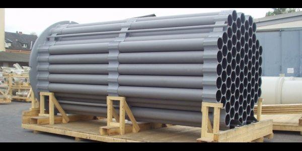 Energieerzeuger Rohrbuendel Nasselektrofilter