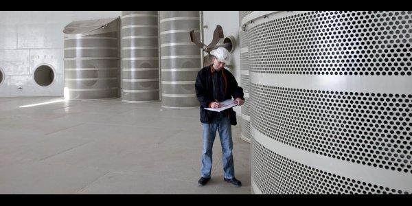 Energieerzeugung Kunststoff Konstruktionen
