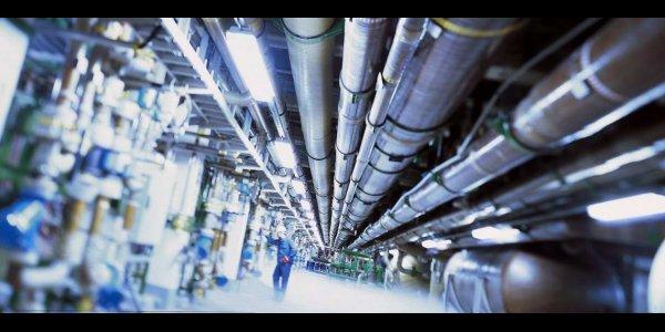 Energieerzeugung Kunststoff Rohrleitungen