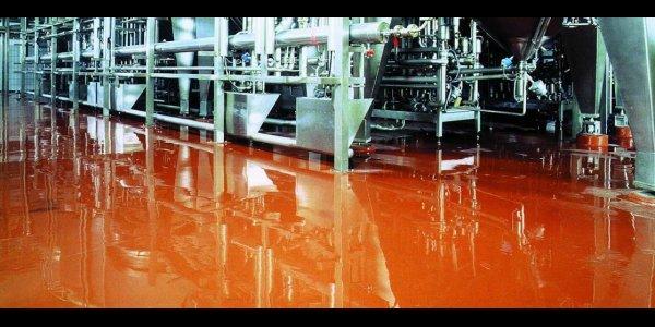 Lebensmittelindustrie Industrieller Korrosionsschutz