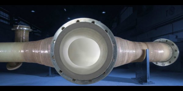 Mining Kunststoff Rohrleitungen
