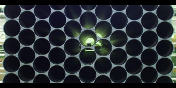 Nichteisenmetall Industrie Rohrbuendel Nasselektrofilter