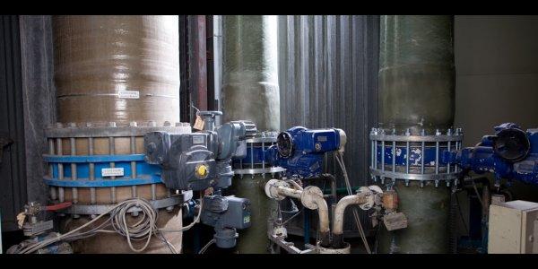 Papier Zellstoffindustrie Kunststoff Rohrleitungen