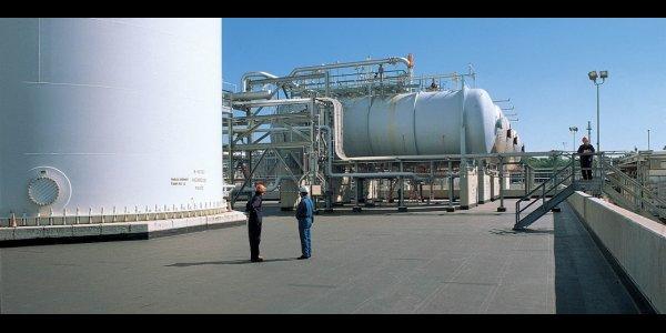 Petrochemische Industrie Industrieller Korrosionsschutz