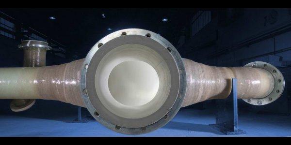 Petrochemische Industrie Kunststoff Rohrleitungen