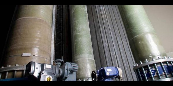 Muellverbrennung Kunststoff Rohrleitungen