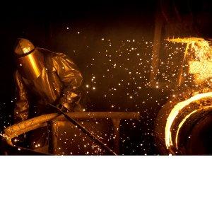 Eisen Stahlindustrie